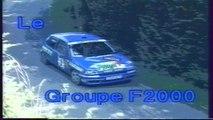 Rallye National Ain-Bugey COMATEL 2002 #5 - Le Groupe F2000 [Rétro Rallye]