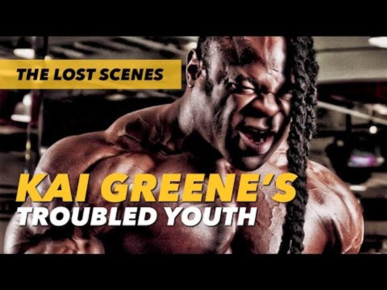 Kai Greene S Troubled Youth Generation Iron