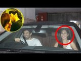 Katrina Kaif and Aditya Roy Kapur On A Dinner Date And Long Drive