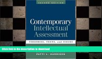 Read Book Contemporary Intellectual Assessment, Second Edition: Theories, Tests, and Issues