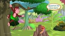 Snake & Parrots - Bedtime Stories for Kids in English - cartoon watching tv - cartoon videos for toddlers ,