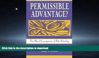 Audiobook Permissible Advantage? The Moral Consequences of Elite Schooling (Sociocultural,