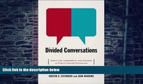 Best Price Divided Conversations: Identities, Leadership, and Change in Public Higher Education