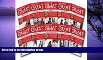 Buy Manhattan GMAT Manhattan GMAT Complete Strategy Guide Set, 5th Edition [Pack of 10] (Manhattan