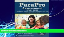 Buy Parapro Exam Prep Team Parapro Assessment Study Guide: Test Prep and Practice Test Questions