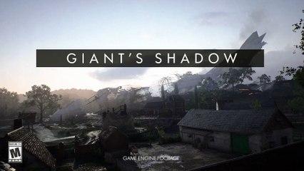 Battlefield 1 - Giant's Shadow Trailer de Battlefield 1