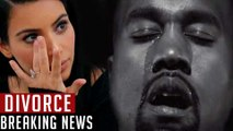 Kim Kardashian & Kanye West DIVORCE | She Wants Custody Of Kids