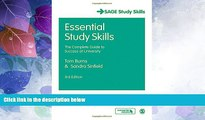 Best Price Essential Study Skills: The Complete Guide to Success at University (SAGE Study Skills
