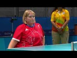 Table Tennis  GBR vs TPE  Women's Singles Class 4   Rio 2016 Paralympic games