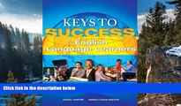 Buy Carol J. Carter Keys to Success for English Language Learners Plus NEW MyStudentSuccessLab