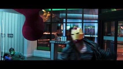 Premier trailer de Spider Man : Homecoming