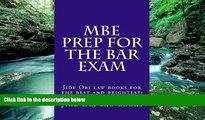 Online Jide Obi law books MBE Prep For The Bar Exam: Jide Obi law books for the best and