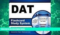 Buy DAT Exam Secrets Test Prep Team DAT Flashcard Study System: DAT Exam Practice Questions