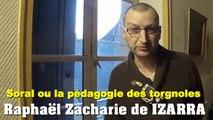 Soral ou la pédagogie des torgnoles ! Raphaël Zacharie de IZARRA