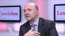 """Pierre Moscovici : """"Marine Le Pen dans les 30 à 40% serait un choc terrible"""""""