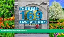 Buy Princeton Review The Best 169 Law Schools, 2014 Edition (Graduate School Admissions Guides)
