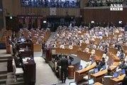 Corea Sud: Parlamento vota impeachment presidente Park