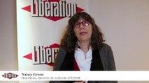 "Interview de Nancy Green - Forums ""Migrants, la solidarité au travail"""
