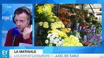 Des fleurs pour les hommes, recul de l'espérance de vie aux États-Unis : les experts d'Europe 1 vous informent