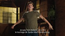 Spider-Man : Homecoming - Greeting Tom Holland