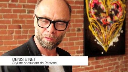 Pantene - Comment réaliser un chignon style Bardot