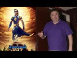 Rishi Kapoor Watches Tiger Shroff And Jacqueline Fernandez Starrer A Flying Jatt