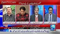 Senior Journalist Badly bashing and Insulting Nawaz Sharif in live talk show