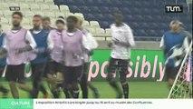 Ligue des Champions : Préparation de l'OL face au FC Séville