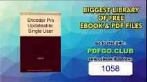 Encoder Pro Updateable Single User