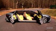 Prise en mains - Citroën CXperience : le futur haut de gamme des chevrons