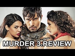 'Murder 3' - REVIEW   Latest Bollywood Hindi Movie