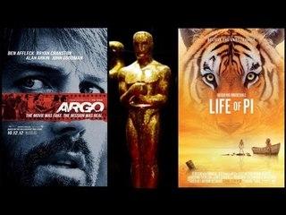 OSCARS 2013 WINNERS- BEST DIRECTOR, ACTOR, ACTRESS, FILM