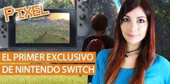 El Píxel: El primer exclusivo de Nintendo Switch