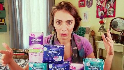 Serviette hygiénique ou protège-slip ? Trouve le produit d'hygiène féminine qui te convient