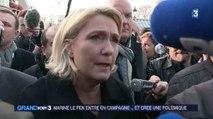 Scolarité des enfants étrangers: Marine Le Pen critiquée - ZAPPING ACTU DU 09/12/2016
