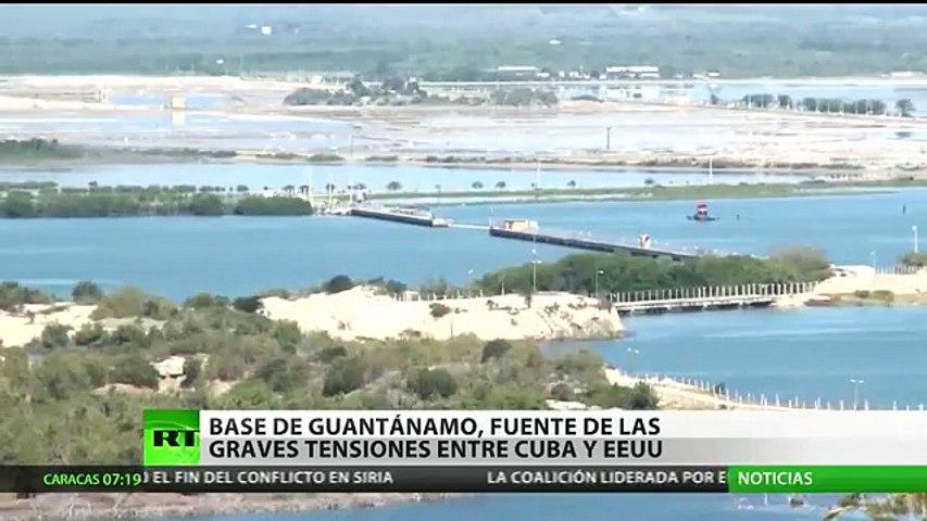 La base de EE.UU. convirtió a Guantánamo en un centro de prostitución y vicios