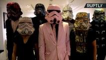 Art Wars! Stormtrooper Helmets Get Artist Makeovers