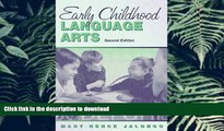 READ Early Childhood Language Arts: Meeting Diverse Literacy Needs Through Collaboration with