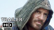 ASSASSIN'S CREED - Official Trailer #3 (2016) Michael Fassbender Sci-Fi Action Movie HD