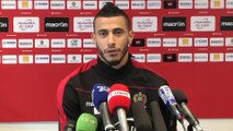 Foot - L1 - Nice : Belhanda «Un super match de football»