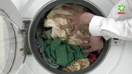 Comment charger votre lave-linge pour de meilleurs résultats - Ariel