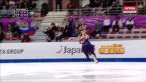 JGPF2016  Lorraine MCNAMARA ⁄ Quinn CARPENTER FD