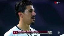 Triplé de Bounedjah vs Al Rayyan