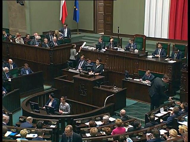 Poseł Dorota Rutkowska - Wystąpienie z dnia 30 listopada 2016 roku.