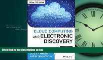READ book Cloud Computing and Electronic Discovery (Wiley CIO) BOOOK ONLINE