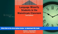 PDF [DOWNLOAD] Language Minority Students in the Mainstream Classroom (Bilingual Education