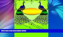 Audiobook Beautiful Anti-Stress Peacocks Coloring Book For Adults: Elegant Peacocks, Elephants,