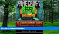 Price Minecraft: The Essential Minecraft Secrets Handbook: Minecraft Game Hints, Tips,   Tricks,