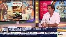 """Made in Paris des """"Éditions Jonglez"""", éditeur de guides insolites - 09/12"""