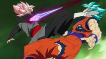 Dragon Ball Super - Goku & Trunks VS Goku black & Zamasu